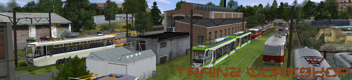 Trainz Workshop